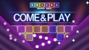 Bricks Breaker Quest