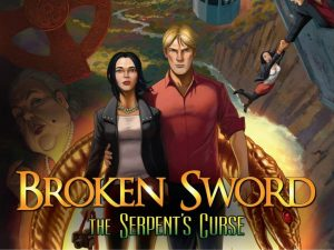 Broken sword