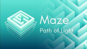 Maze Path of Light