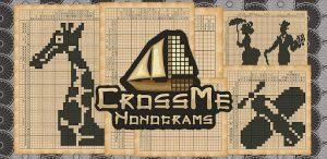 CrossMe Monograms